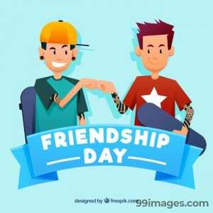 Happy Friendship Day [5th August 2018]  - WhatsApp DP, Facebook Profile & Cover HD Photos - #2818