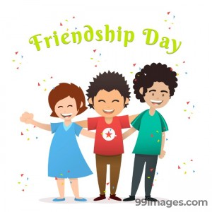 Happy Friendship Day [4th August 2019]  - WhatsApp DP, Facebook Profile & Cover HD Photos - #2842