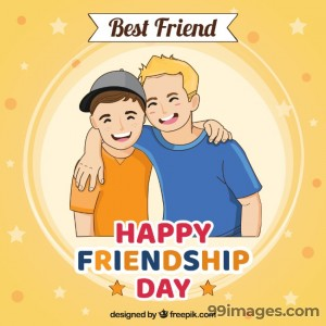 Happy Friendship Day [4th August 2019]  - WhatsApp DP, Facebook Profile & Cover HD Photos