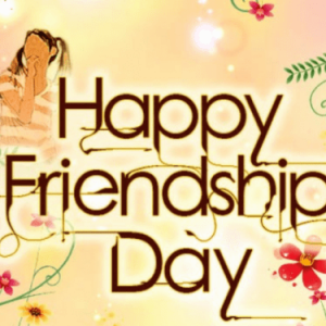 Happy Friendship Day [2018] - WhatsApp DP, Quotes, Messages - #3980