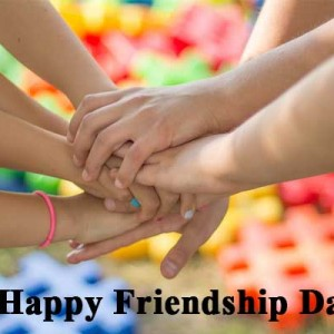 Happy Friendship Day [2018] - WhatsApp DP, Quotes, Messages - #4021