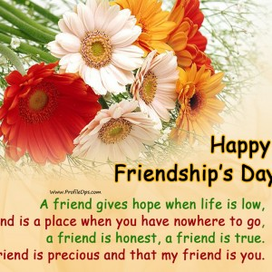 Happy Friendship Day [August 4, 2019] Wishes & Quotes (1080p) - #1661
