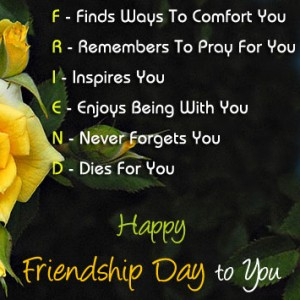 *Top* Friendship Day[August 5, 2018] HD Quotes & wishes for WhatsApp DP, Facebook - #6088