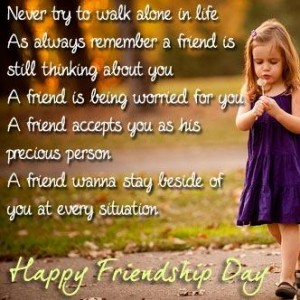 *Top* Friendship Day[August 5, 2018] HD Quotes & wishes for WhatsApp DP, Facebook - #6097