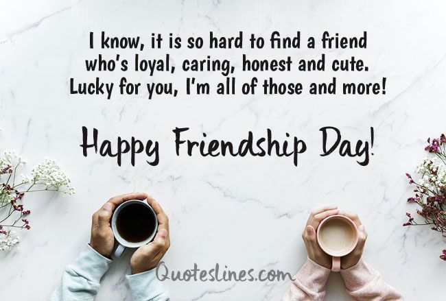 *Top* Friendship Day[August 5, 2018] HD Quotes & wishes for WhatsApp DP, Facebook