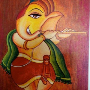 🌺 Ganesh Chaturthi [13 September 201] 🌺 - Lord Ganesha (Ganpati, Vinayak, Pillaiyar) Cute Creative HD Photos/Wallpapers