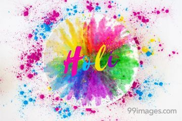 [10 March 2020] Happy Holi Colorful Images (gif), WhatsApp Status, Wishes, Quotes, Messages, Gifts