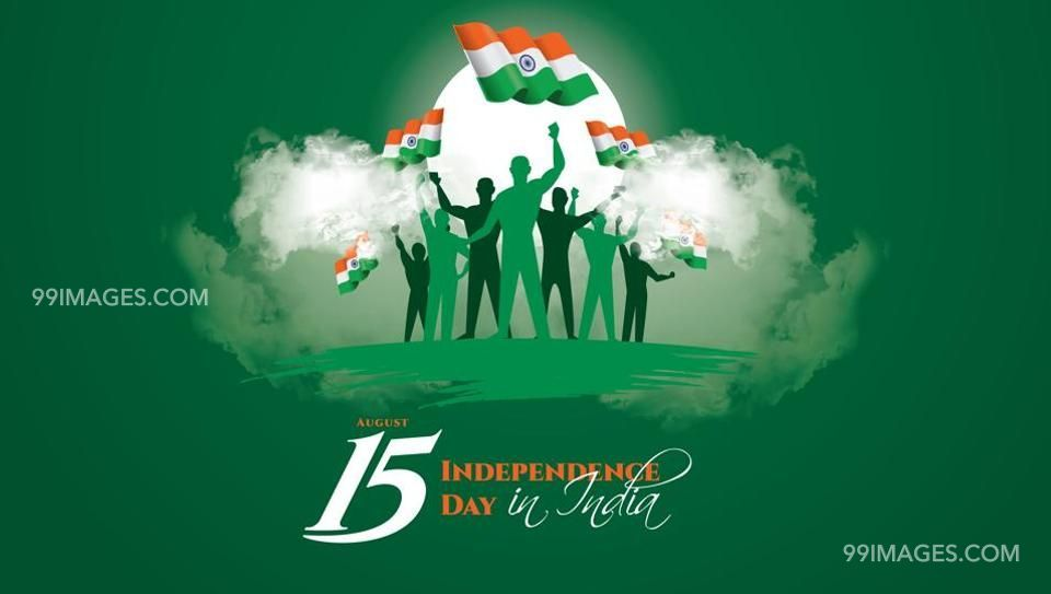 Beautiful Independence day wishes, People lifting Indian Flag (india, independence day, independence day 2019, happy independence day) (9238) - Independence Day