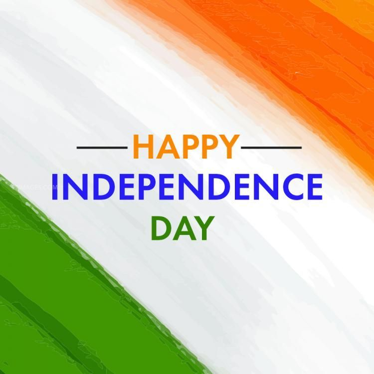 Happy Independence Day,Indian Flag (9213) - Independence Day