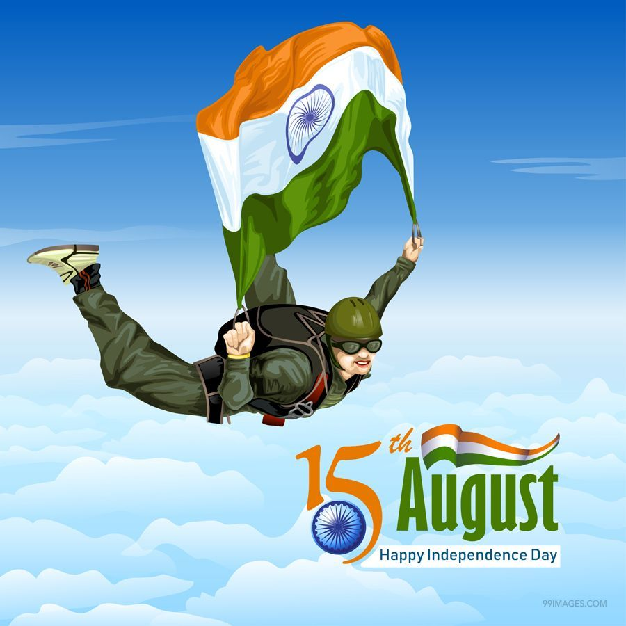 *Best* Happy Independence Day [15 August 2019]  - HD Images, Wallpapers, WhatsApp DP etc. (india, independence day, independence day 2019, happy independence day) (36671) - Independence Day