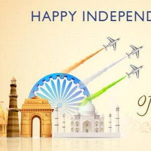 Happy Independence Day, Army Flights with Tricolor, Delhi Gate