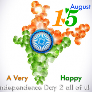 Happy Independence Day with India Map (india, independence day, independence day 2019, happy independence day)