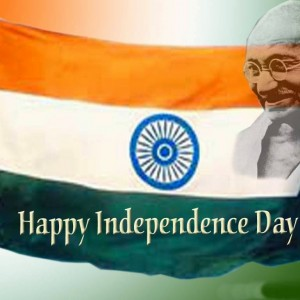 Happy Independence Day, Gandhiji (india, independence day, independence day 2019, happy independence day)
