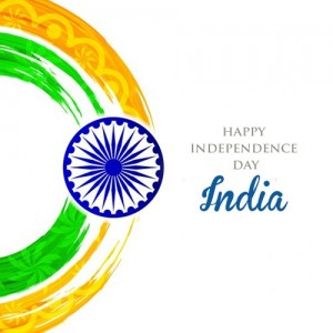 Indian Flag Independence day wishes best for Whatsapp DP (india, independence day, independence day 2019, happy independence day)