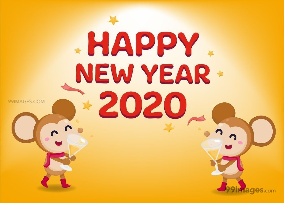 100 1st January 2020 Happy New Year 2020 Wishes Quotes