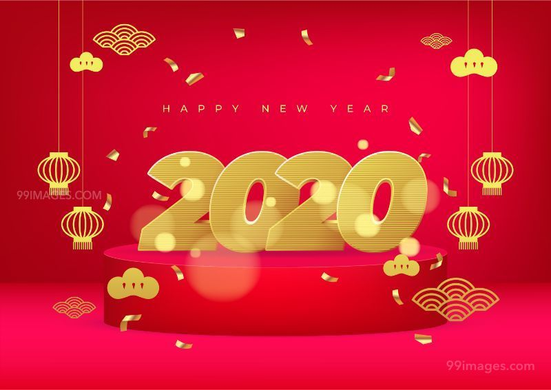 60 1st January 2020 Happy New Year 2020 Wishes