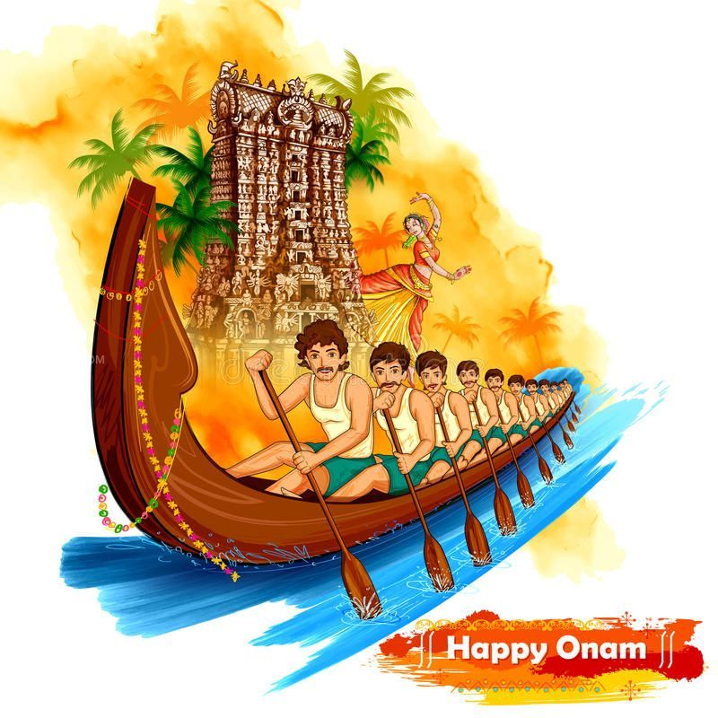 ?2019? Happy Onam Wishes - HD Images (1080p) (3935) - Onam