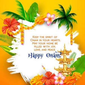 ✅ Best ✅ Happy Onam Wishes [August 31, 2020] - HD Images for WhatsApp Status & DP