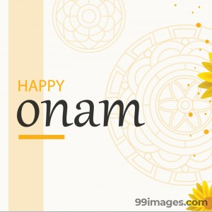 *2018* Happy Onam Wishes - HD Images (1080p) - #3924