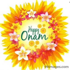 *2018* Happy Onam Wishes - HD Images (1080p) - #3923
