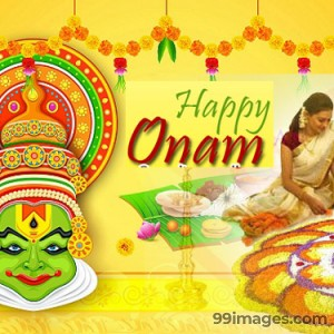 ✅ 2020 ✅ Happy Onam Wishes - HD Images (1080p)