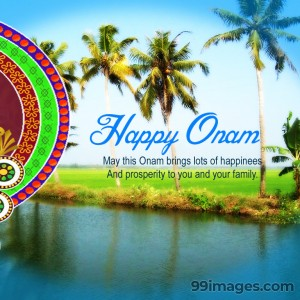 *2018* Happy Onam Wishes - HD Images (1080p) - #3913