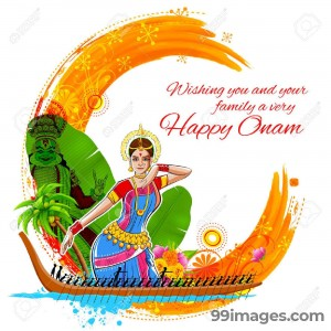 *2018* Happy Onam Wishes - HD Images (1080p) - #3912