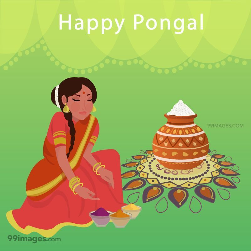 [15th January 2020] Happy Pongal (Pongal Vazhthukkal) WhatsApp DP Images, Wishes, Quotes, Messages HD (148064) - Pongal