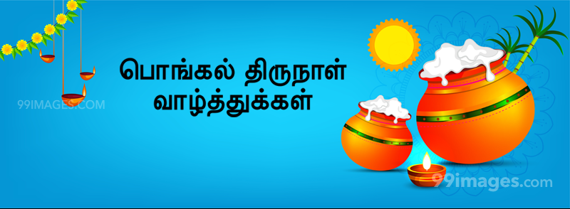 [14th January 2021] Happy Pongal (Pongal Vazhthukkal) in Tamil, WhatsApp DP Images, Wishes, Quotes, Messages HD (283368) - Pongal