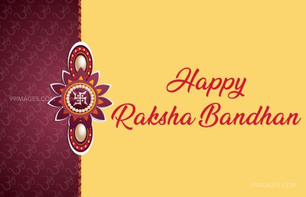 ✅ 🌺 Happy Raksha Bandhan (Rakhi) [August 15, 2019