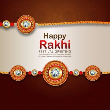 🌺 Best Happy Raksha Bandhan [August 15, 2019] - HD Wishes Images for Sisters/Brothers - #37121