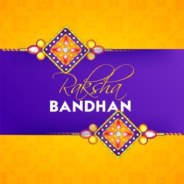 🌺 Best Happy Raksha Bandhan [August 15, 2019] - HD Wishes Images for Sisters/Brothers - #37154
