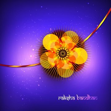 🌺 Best Happy Raksha Bandhan [August 15, 2019] - HD Wishes Images for Sisters/Brothers - #37159
