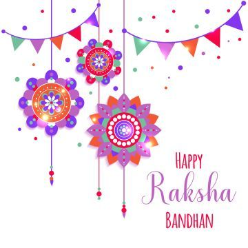🌺 Best Happy Raksha Bandhan [August 15, 2019] - HD Wishes Images for Sisters/Brothers - #37090