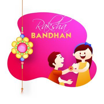 🌺 Best Happy Raksha Bandhan [August 15, 2019] - HD Wishes Images for Sisters/Brothers - #37099