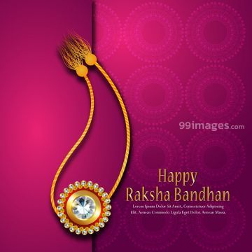 🌺 Best Happy Raksha Bandhan [August 15, 2019] - HD Wishes Images for Sisters/Brothers - #37118