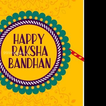 🌺 Best Happy Raksha Bandhan [August 15, 2019] - HD Wishes Images for Sisters/Brothers - #37137
