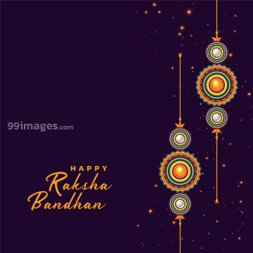🌺 Best Happy Raksha Bandhan [August 15, 2019] - HD Wishes Images for Sisters/Brothers - #37126