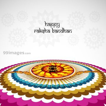 🌺 Best Happy Raksha Bandhan [August 15, 2019] - HD Wishes Images for Sisters/Brothers - #37082