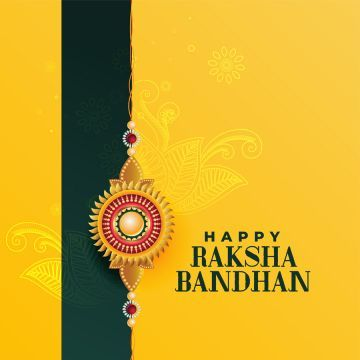 🌺 Best Happy Raksha Bandhan [August 15, 2019] - HD Wishes Images for Sisters/Brothers - #37113