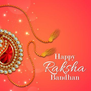🌺 Best Happy Raksha Bandhan [August 15, 2019] - HD Wishes Images for Sisters/Brothers - #37129