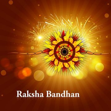 🌺 Best Happy Raksha Bandhan [August 15, 2019] - HD Wishes Images for Sisters/Brothers - #37146