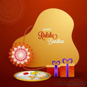 🌺 Best Happy Raksha Bandhan [August 15, 2019] - HD Wishes Images for Sisters/Brothers - #14425