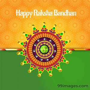 🌺 Best Happy Raksha Bandhan [August 15, 2019] - HD Wishes Images for Sisters/Brothers - #14460
