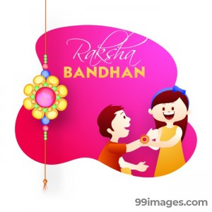 🌺 Best Happy Raksha Bandhan [August 15, 2019] - HD Wishes Images for Sisters/Brothers - #14432
