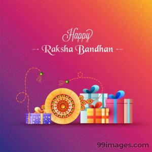 🌺 Best Happy Raksha Bandhan [August 15, 2019] - HD Wishes Images for Sisters/Brothers - #14424