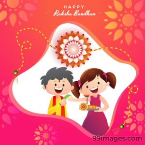 🌺 Best Happy Raksha Bandhan [August 15, 2019] - HD Wishes Images for Sisters/Brothers - #14429