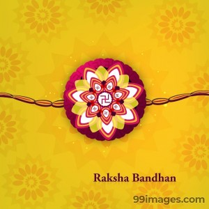 🌺 Best Happy Raksha Bandhan [August 15, 2019] - HD Wishes Images for Sisters/Brothers - #14441