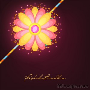 🌺 Best Happy Raksha Bandhan [August 15, 2019] - HD Wishes Images for Sisters/Brothers - #14457