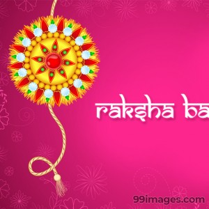 🌺 Best Happy Raksha Bandhan [August 15, 2019] - HD Wishes Images for Sisters/Brothers - #14479